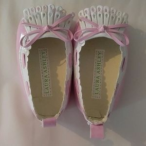 Laura Ashley baby shoes